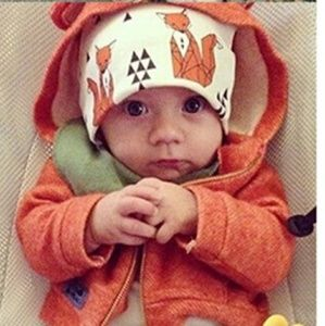 Other - Toddler Fox Knit Beanie Cap NWT